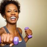 african-american-woman-exercising