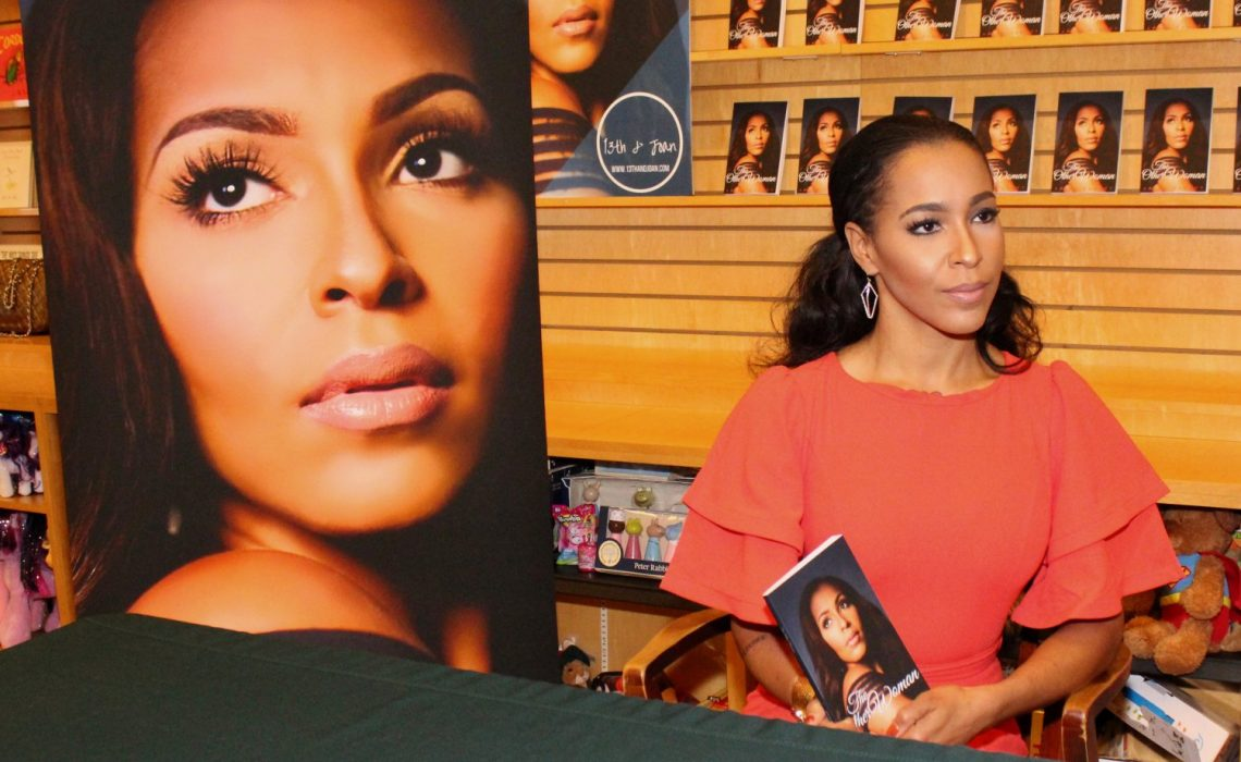Amina Pankey book signing for The Other Woman