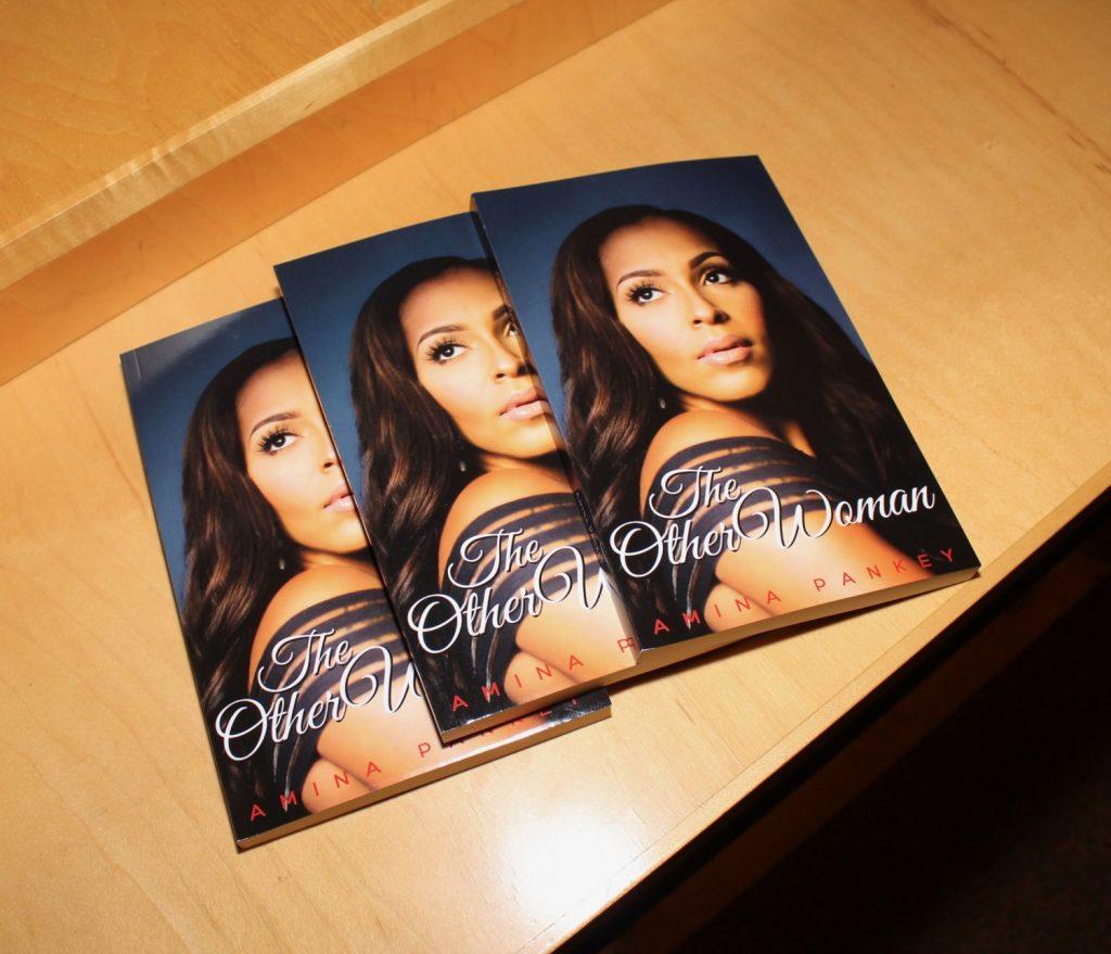 Amina 'Buddafly' Pankey's Book Signing Atlanta