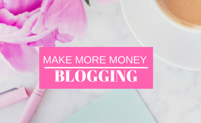 ANOTHER WAY TO MAKE MONEY BLOGGING