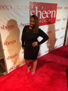 Sheen Magazine's Legendary Weekend Kyla Nicole Photocredit @AskKylaNicole